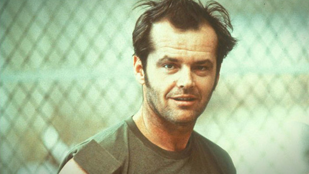 ONE FLEW OVER THE CUCKOO'S NEST 607
