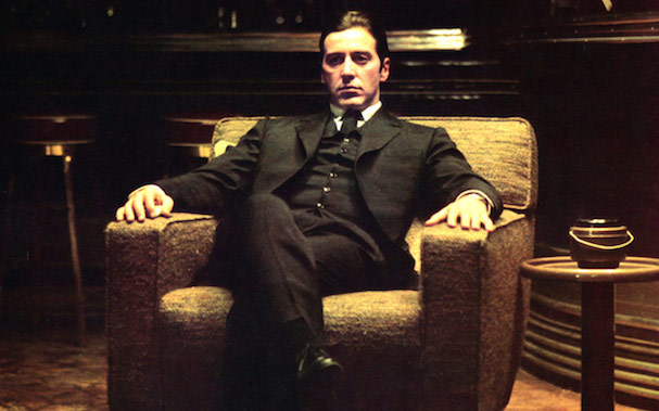 THE GODFATHER PART II 607