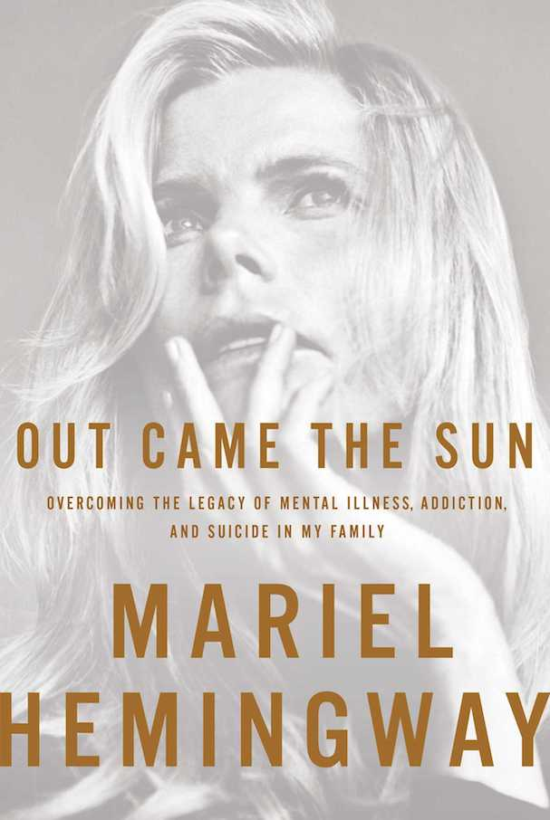 Out Came the Sun Mariel Hemingway Cover 607
