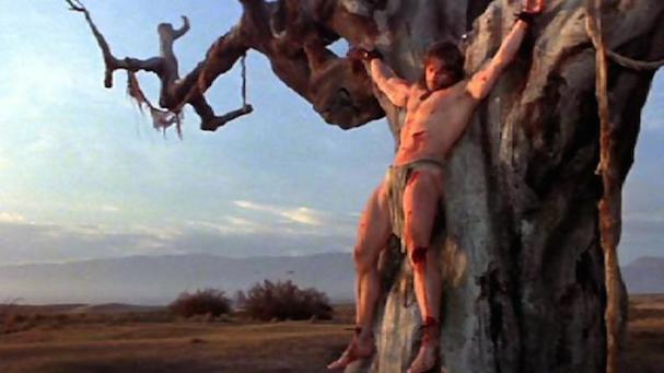 Conan the Barbarian 607