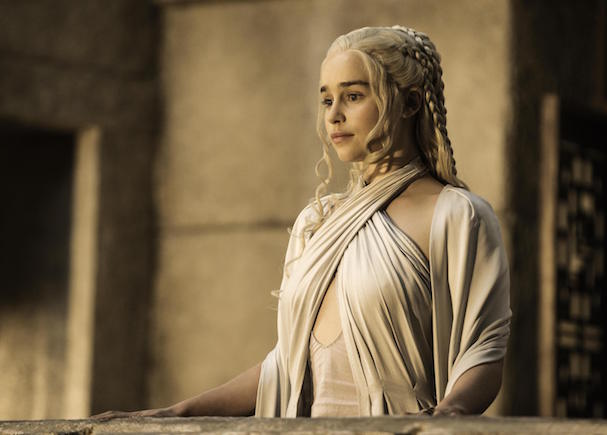 Emilia Clarke interview 607