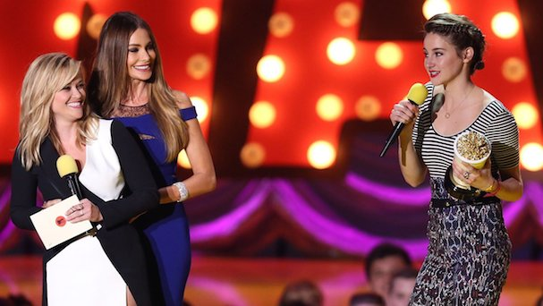 MTV Movie Awards 2015 607