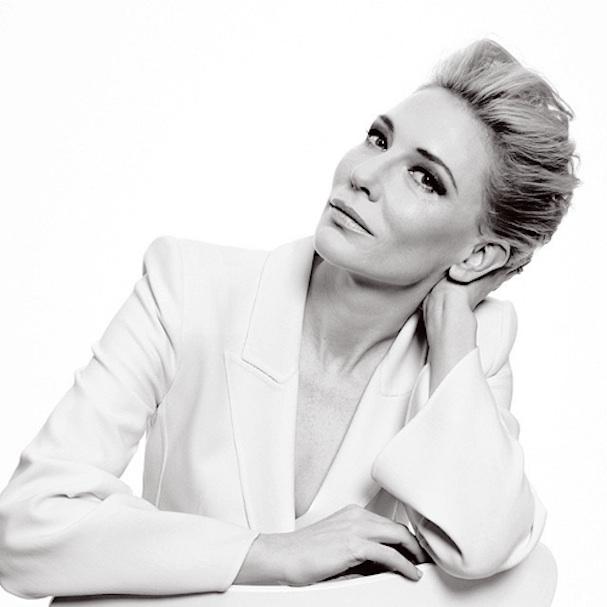 Cate Blanchett Harper's Bazaar 2015 Australia