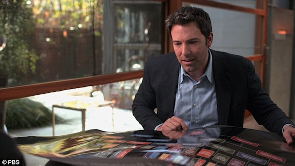 ben affleck Finding Your Roots 607