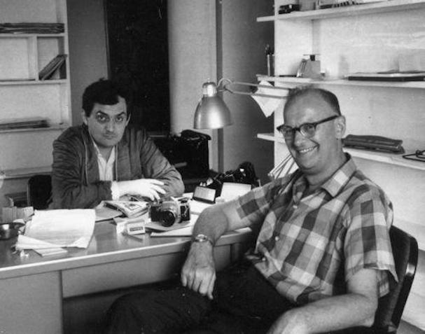 Jeremy Bernstein Stanley Kubrick 607