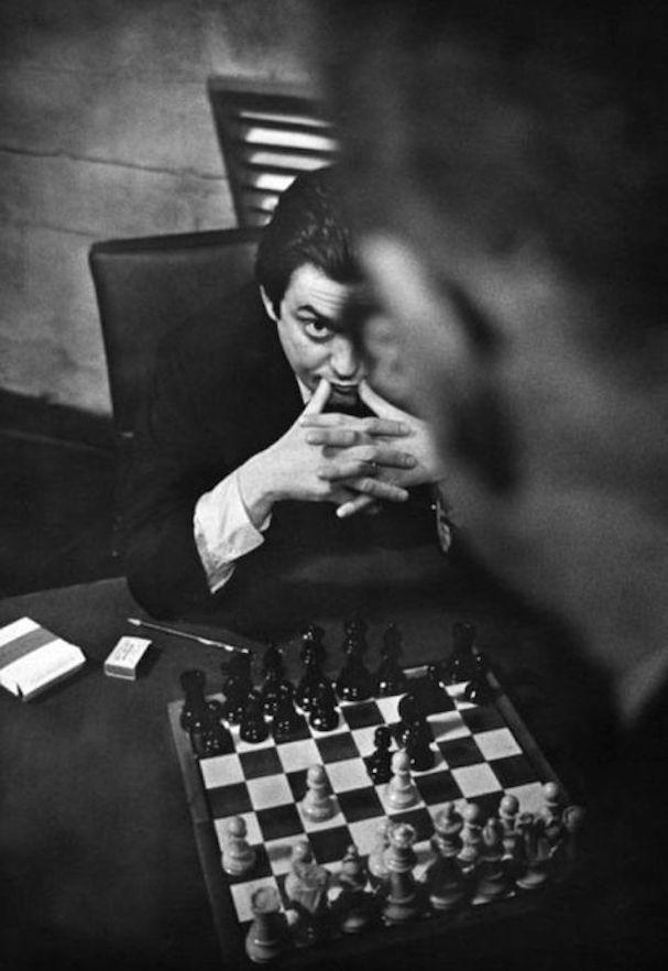Jeremy Bernstein Stanley Kubrick 607 2