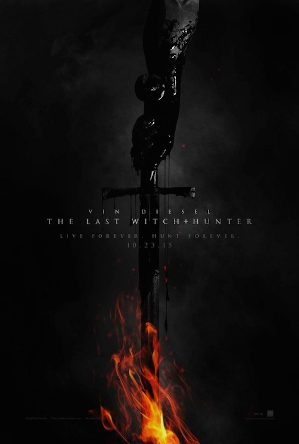 the last witch hunter poster 607