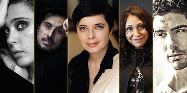 Cannes Un Certain Regard Jury 2015