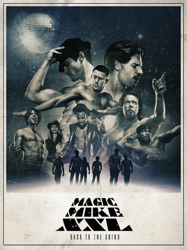 magic mike xxl poster 607