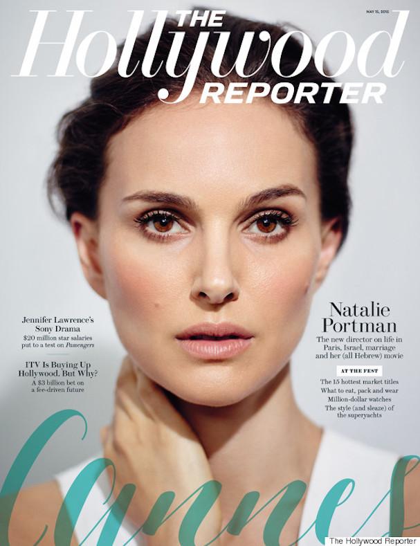 Natalie Portman Hollywood Reporter 607 1