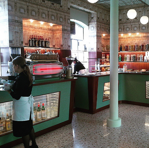 Wes Anderson Cafe 607 4