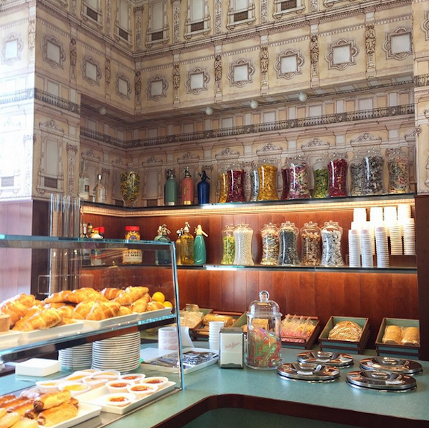 Wes Anderson Cafe 607 5