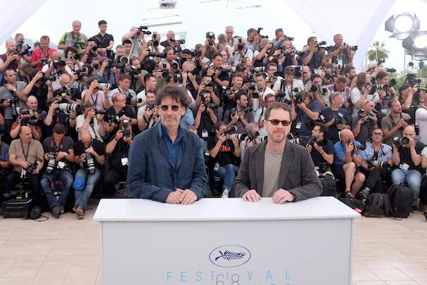 Coen Brothers Cannes 2015