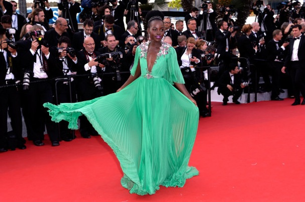 Lupita Nyong'o Cannes 2015 607