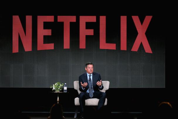 Ted Sarantos Netflix Cannes 2015