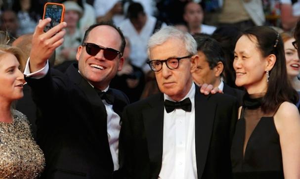Selfie Cannes 2015