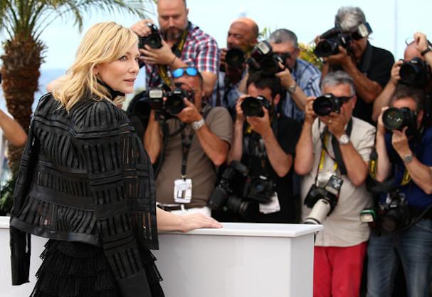 Cate Blanchett Carol Press