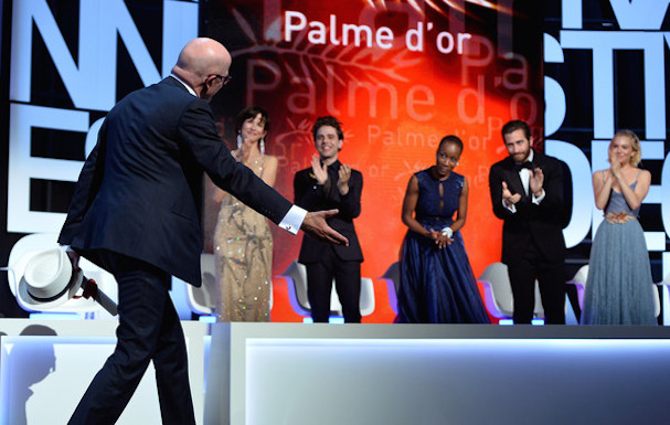 Ceremony Cannes 2015