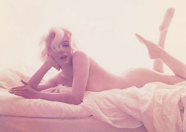 Marilyn Monroe Vogue 1962