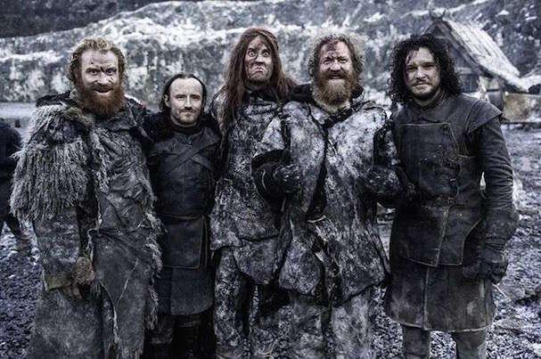 jon snow game of thrones shooting 607 5