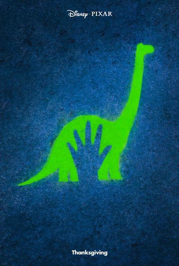 The Good Dinosaur Teaser Poster 607