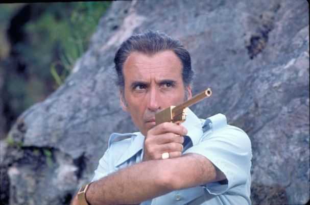 The Man with the Golden Gun 607