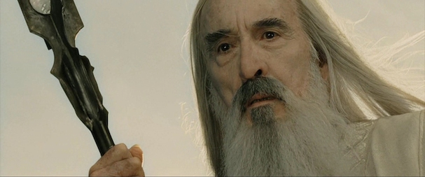 The Lord of the Rings Saruman 607