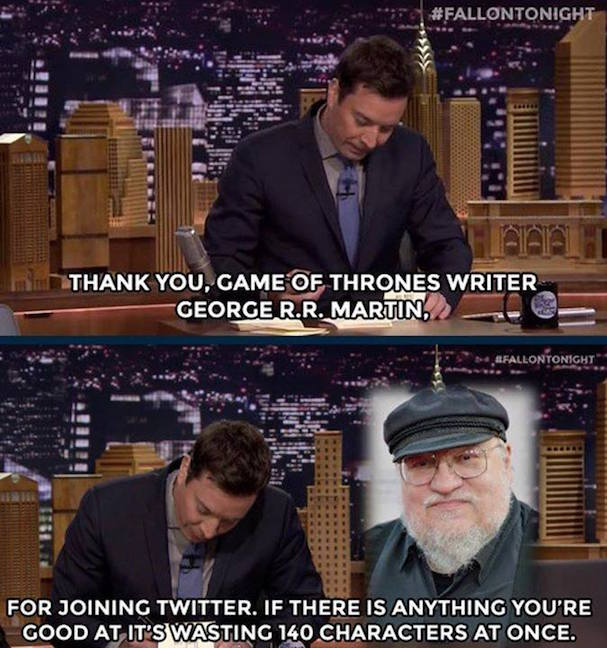 jimmy fallon george r r martin 607