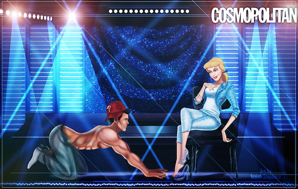 Disney Princes As 'Magic Mike' Strippers 607 1