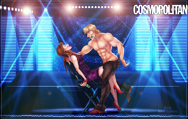 Disney Princes As 'Magic Mike' Strippers 607 2