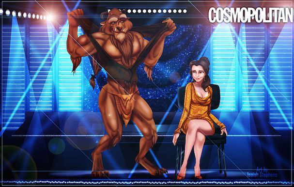 Disney Princes As 'Magic Mike' Strippers 607 3