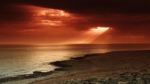 Red Sky 607