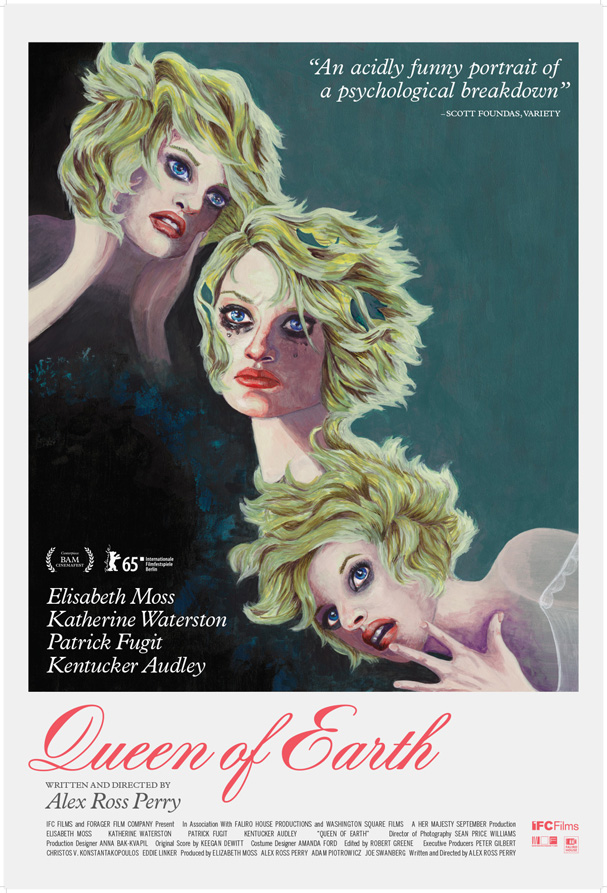 queen of the earth poster 607