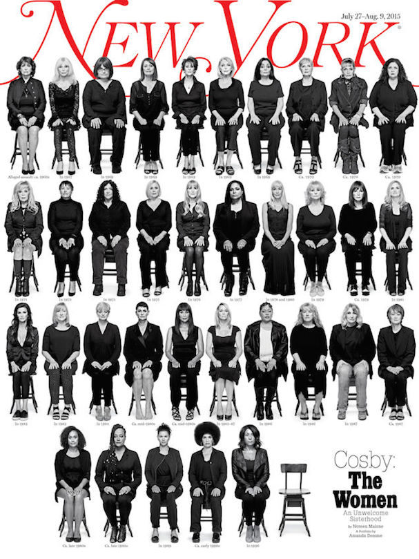 Bill Cosby accusers New York mag 607