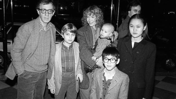 Woody Allen Soon-Yi 607 2