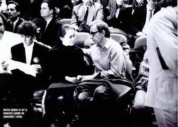 Woody Allen Soon-Yi 607 3