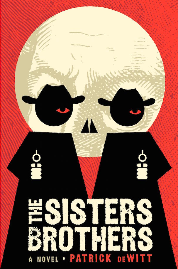 the sisters brothers book cover 607