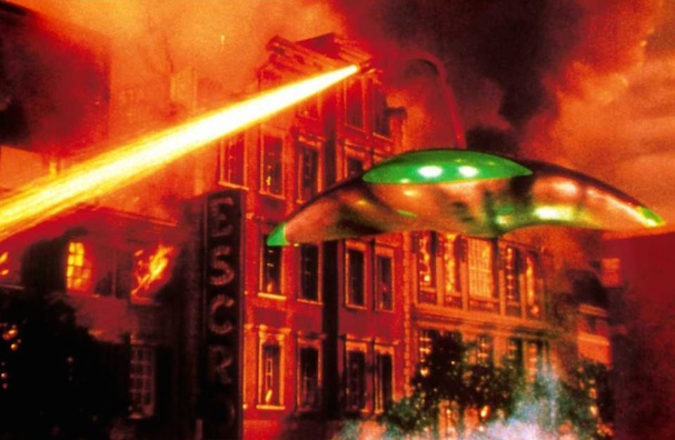 War of the Worlds 607