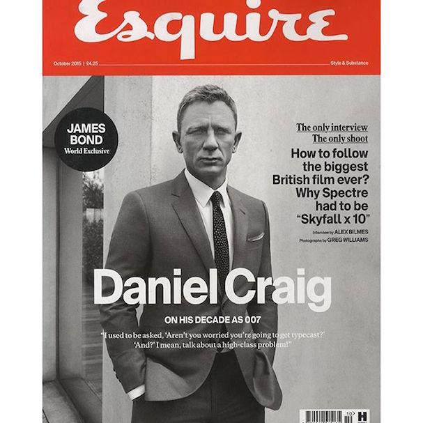 Daniel Craig 607 5