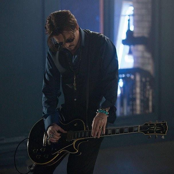 Johnny Depp Sauvage 607