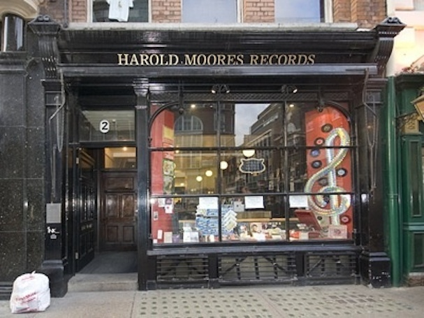 Harold Moores Records