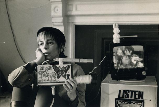 Shirley Clarke 607