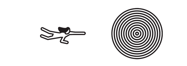 the circle illustration 607