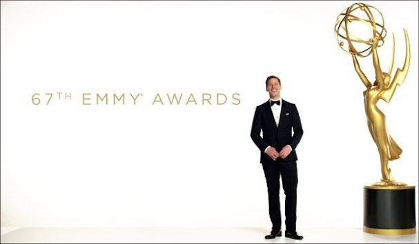 Andy Samberg Emmy 2015