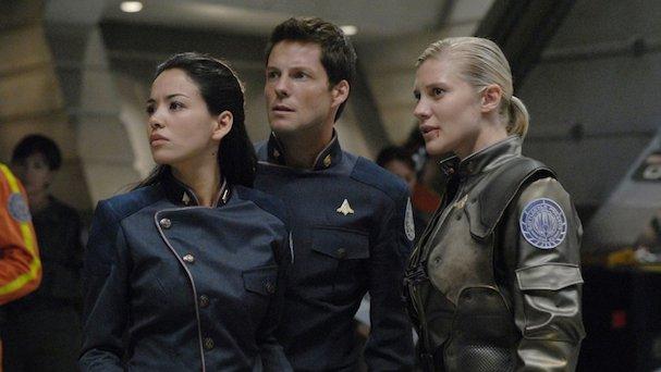 Battlestar Galactica 607