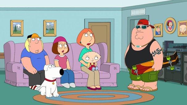 Family Guy 607
