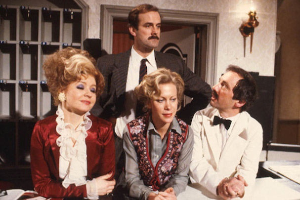 Fawlty Towers 607
