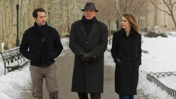 The Americans 607