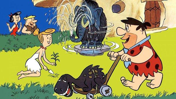 The Flintstones 607