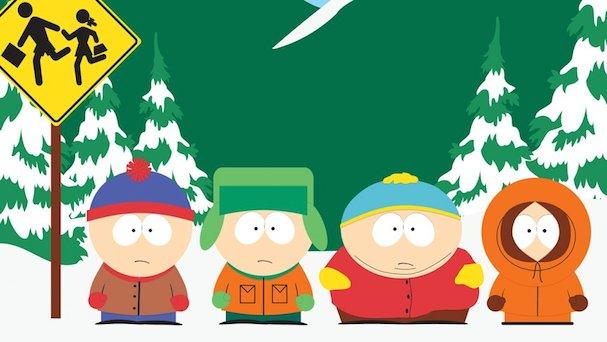 South Park 607